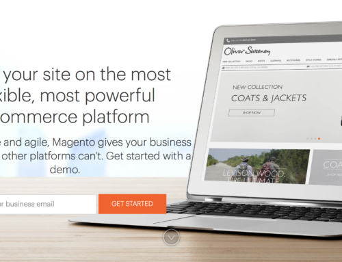 How to choose an ecommerce platform for your business, Part 1: Magento