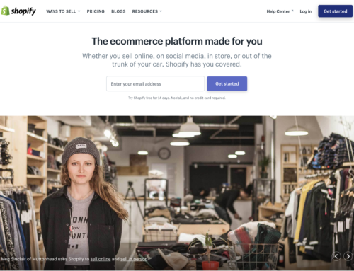 How to choose an ecommerce platform for your business, Part 3: Shopify